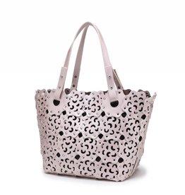 Happy Wahine Handbag Pua Light Pink