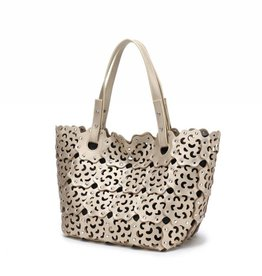 Handbag Pua Light Gold