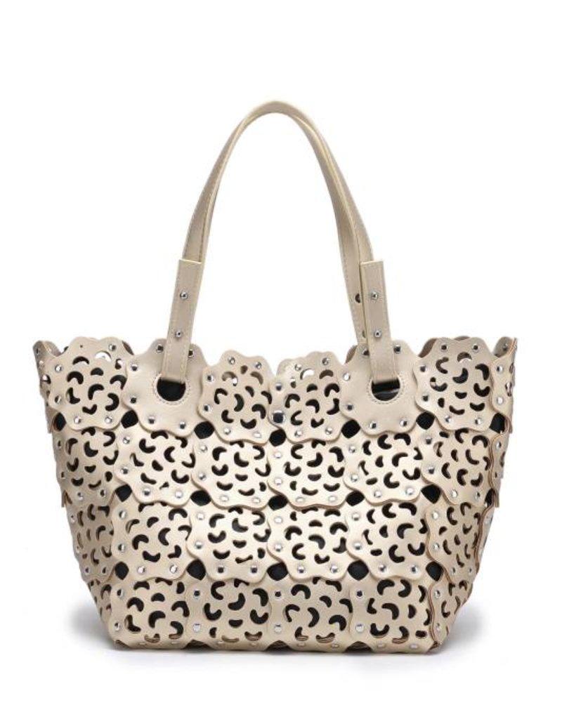 Handbag Pua Light Gold