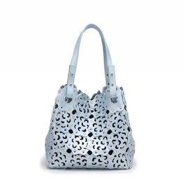 Happy Wahine Handbag Pua Blue