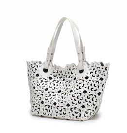Happy Wahine Handbag Pua Ivory
