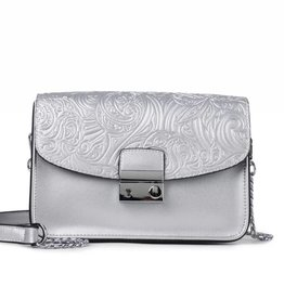 Happy Wahine Crossbody Janice Base Silver