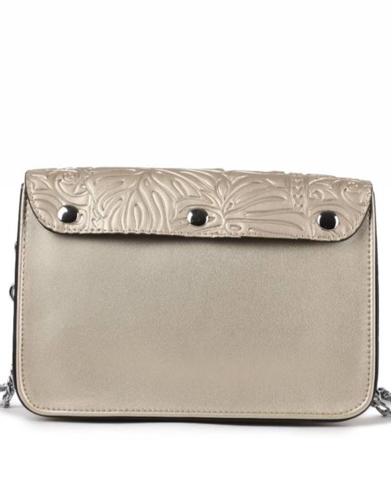Happy Wahine Crossbody Janice Base Gold