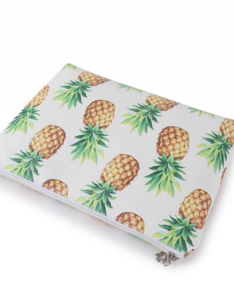 Happy Wahine Pouch Lilo Pineapple Small