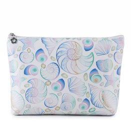 Happy Wahine Pouch Lilo Seashells Medium
