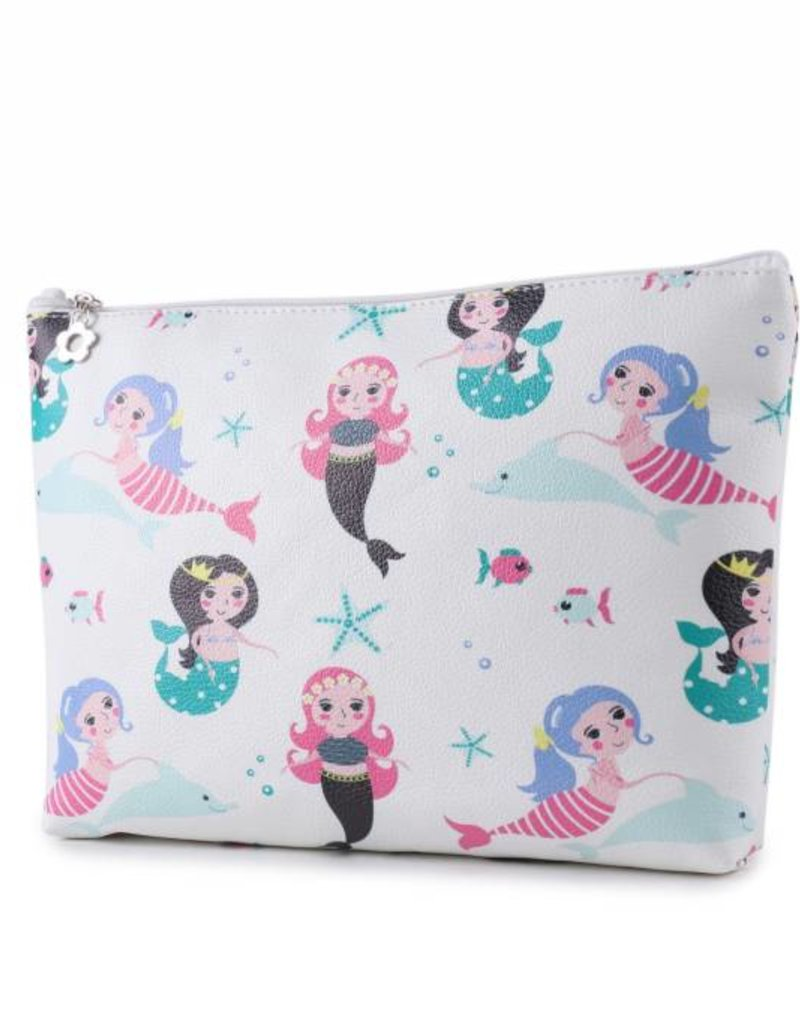 Happy Wahine Pouch Lilo Mermaid Large