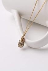 Necklace Aloha Pineapple Gold
