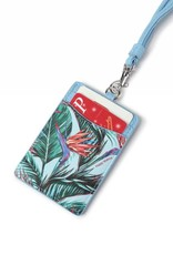 Lanyard June Bird of Paradise Blue