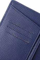 Passport Cover Jenna Hibiscus Blossom Blue