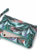 Wristlet Melody Bird of Paradise Blue