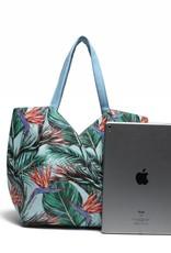 Handbag Kuuipo Bird of Paradise Blue