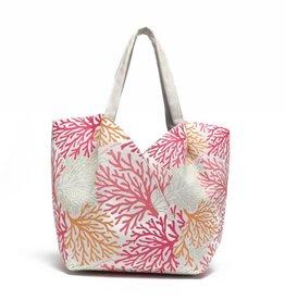 Happy Wahine Handbag Kuuipo Coral Beige
