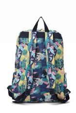 Nylon Backpack Song Parrot Blue