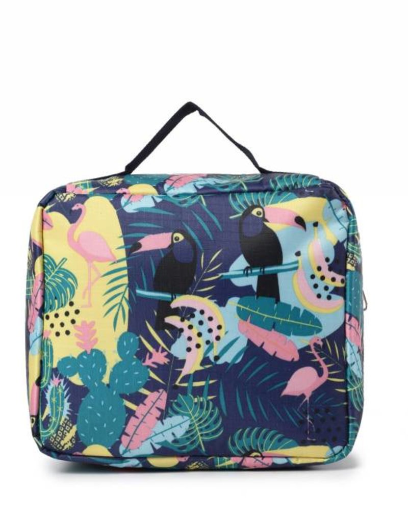 Happy Wahine Nylon Leah Small Parrot Blue
