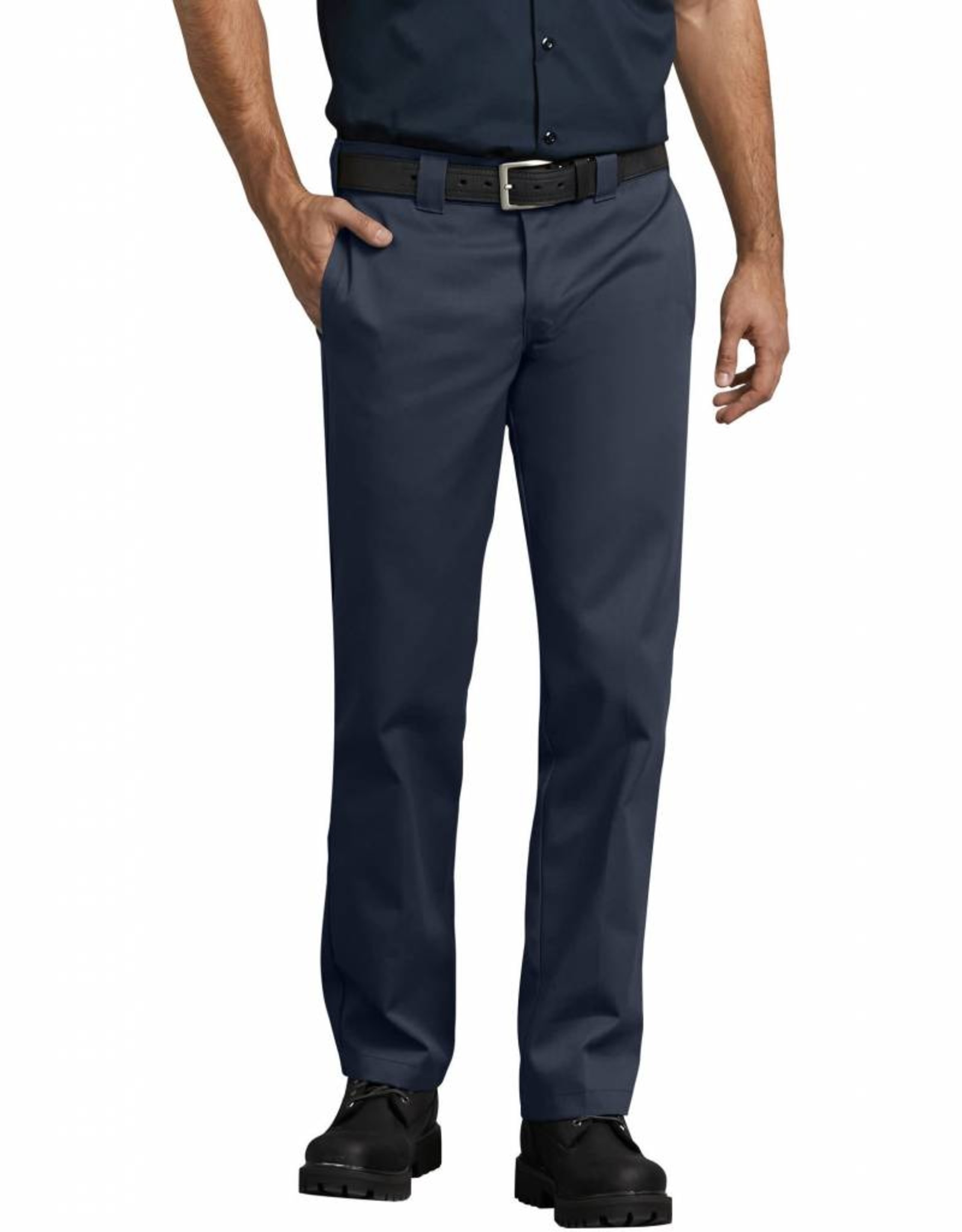 DICKIES Slim Fit Straight Leg Work Pant WP873