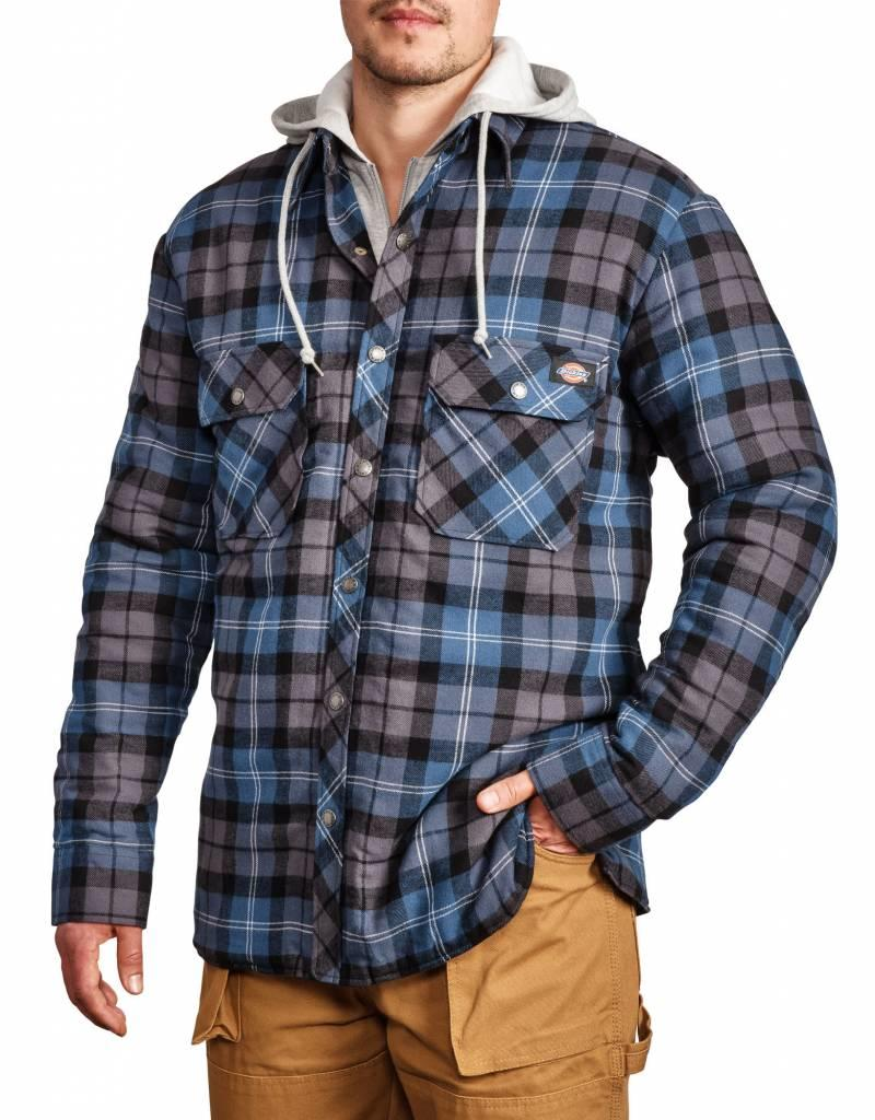 DICKIES Quilted Faux Fleece Jacket D4126