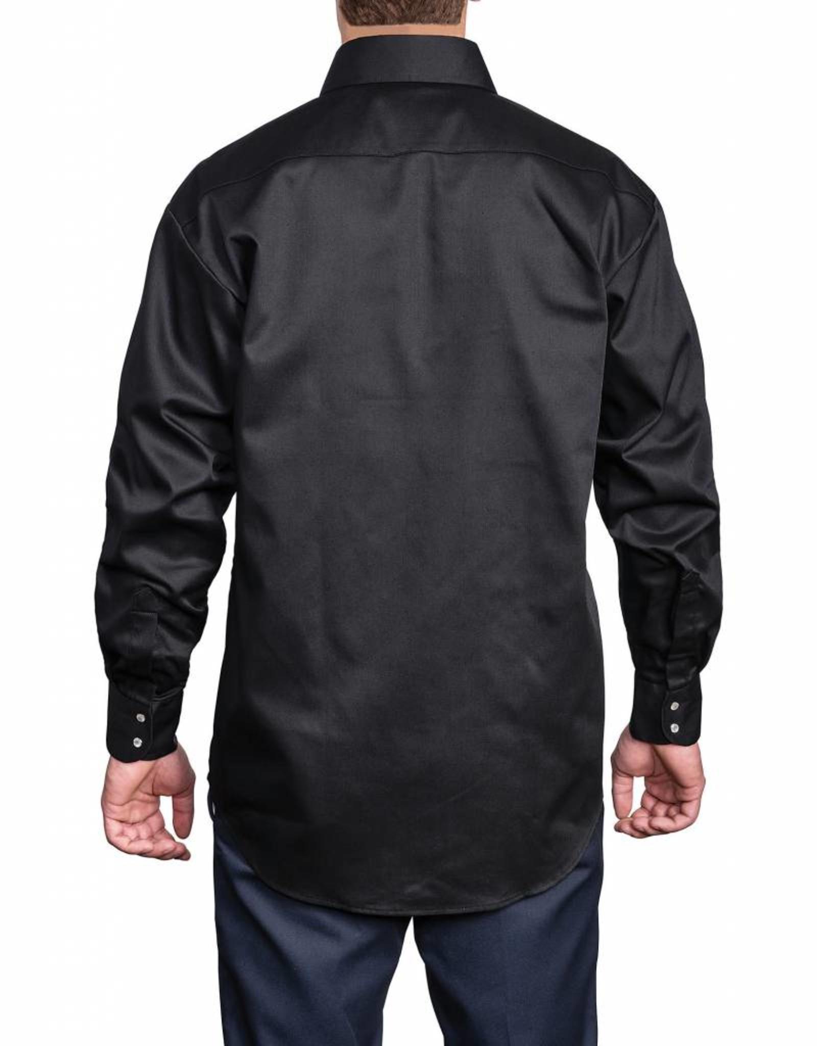 DICKIES Long Sleeve Snap Work Shirt