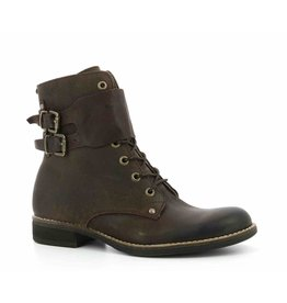 KICKERS SMILE MARRON FONCE K1895MF 18H654570-50+92