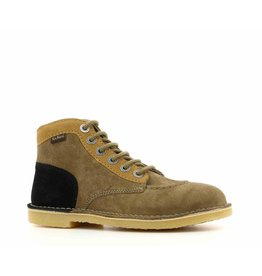 KICKERS ORILEGEND MARRON CLAIR BEIGE NOIR K1884MBN 18H507782-50+93