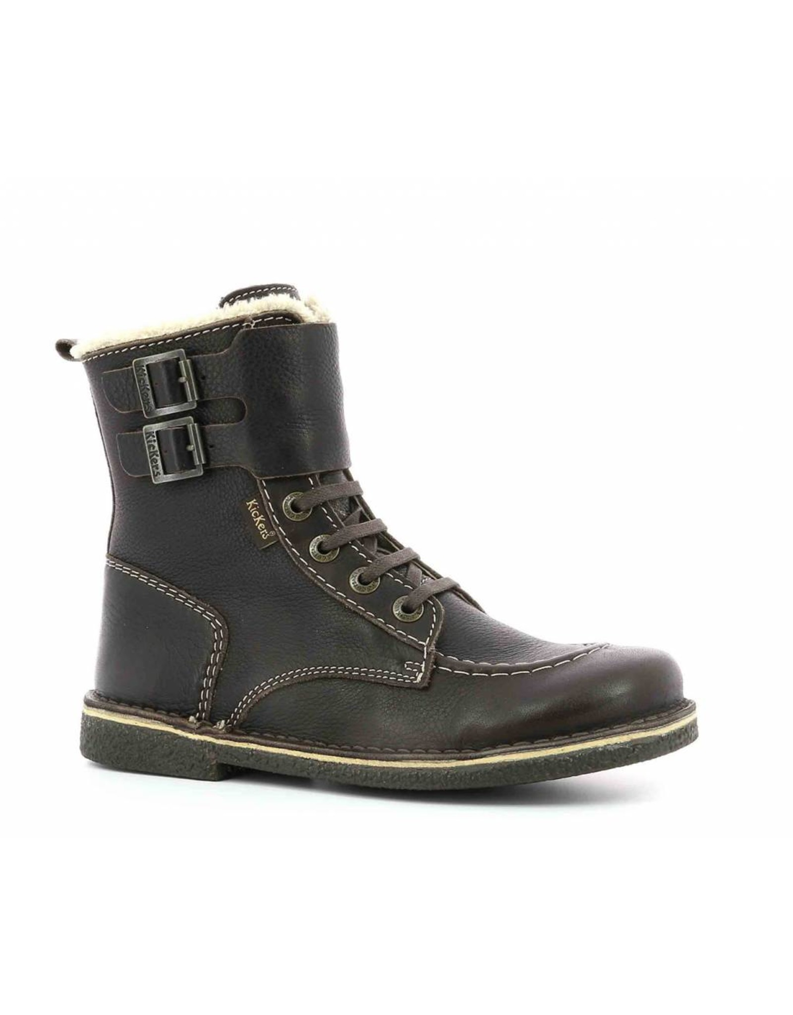 KICKERS MEENELY MARRON K1894M 18H653891-50