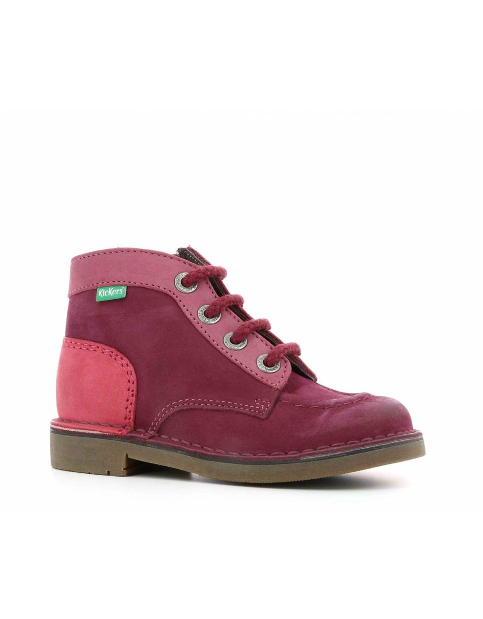 KICKERS KICK COLZ BORDEAUX ROSE KR85BOR 18H440485-30