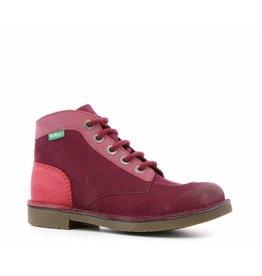 KICKERS KICK COL BORDEAUX ROSE K1885BOR 18H621512-30+183
