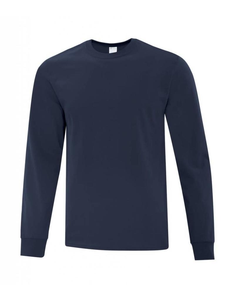 ATC Plain Colour Long Sleeve Shirt