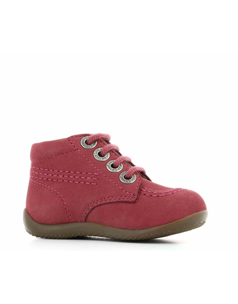 KICKERS BILLY ROSE FONCE KR17RF 18H509147-10+132