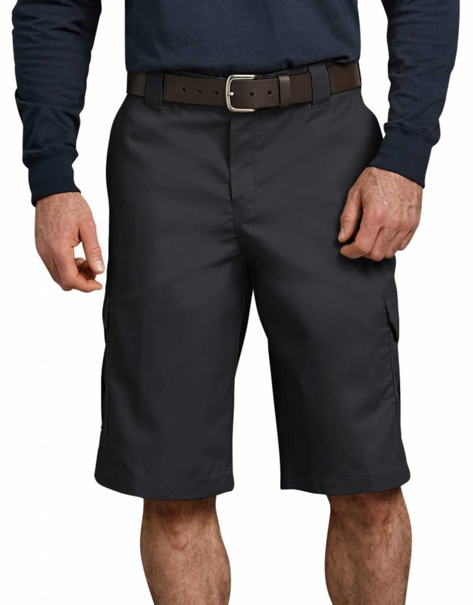 """DICKIES 13"""" Relaxed Fit Twill Cargo Work Short WR557"""