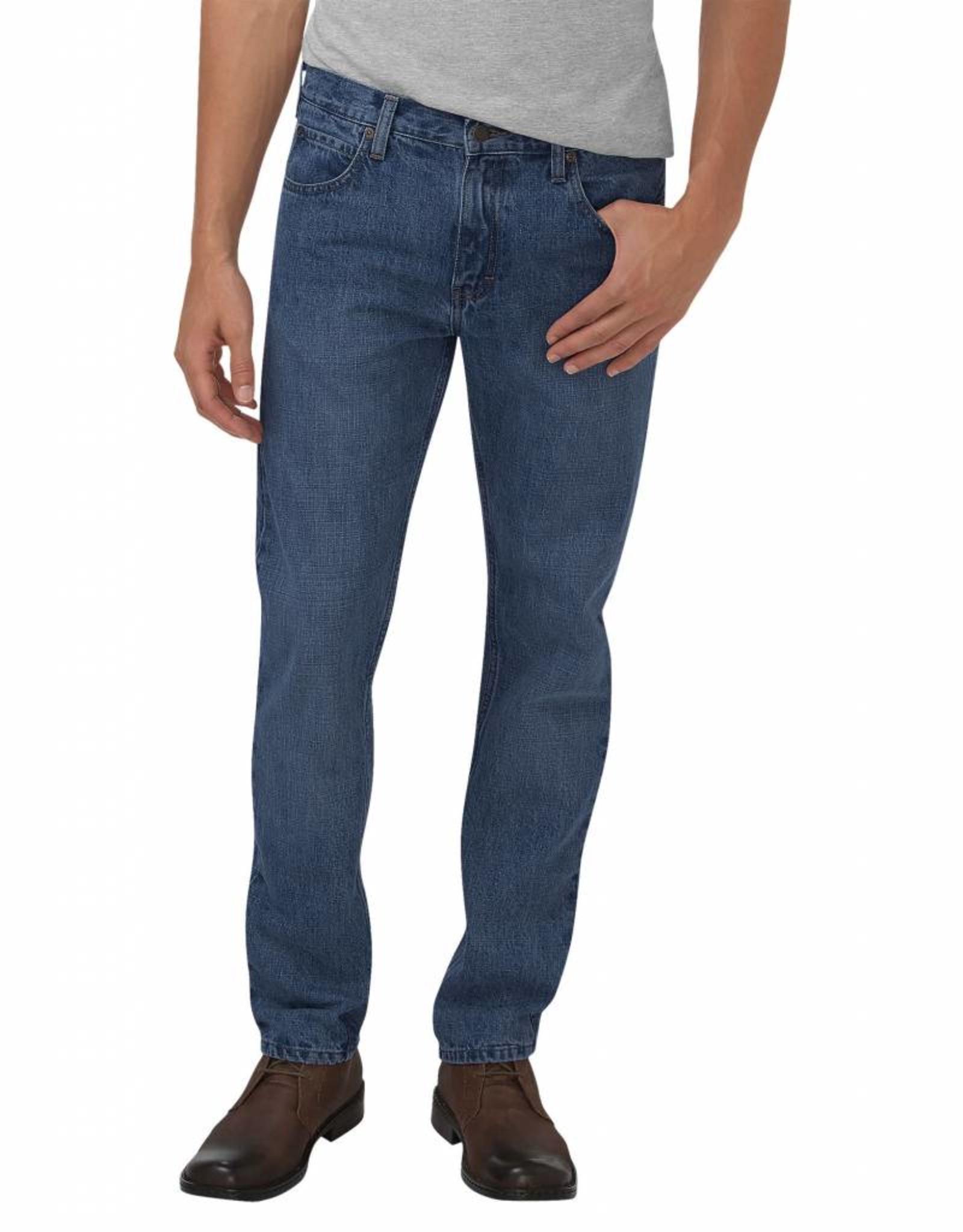 DICKIES Slim Fit Straight Leg Jean XD710