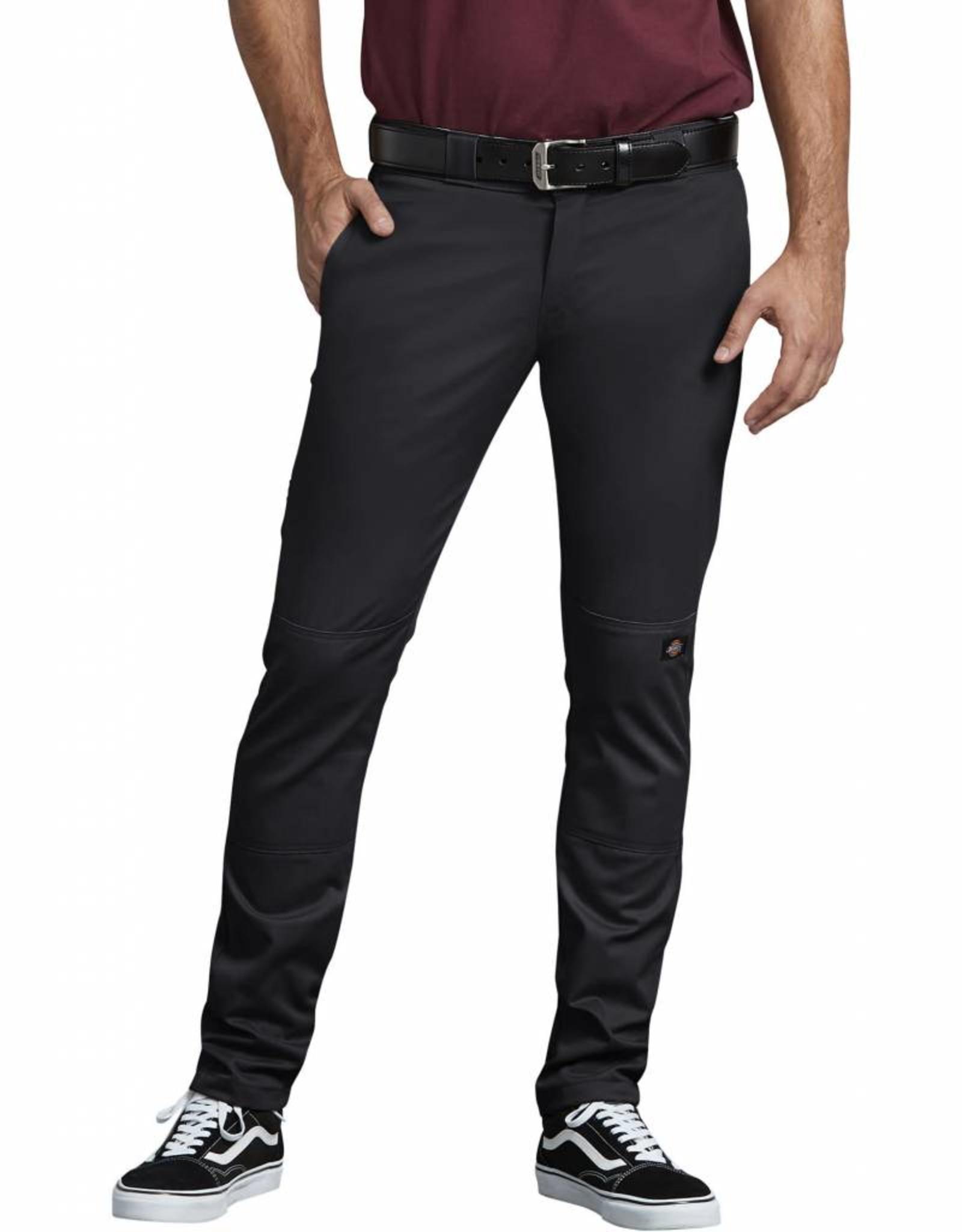 DICKIES Double Knee Straight Leg Skinny Fit Pant WP811