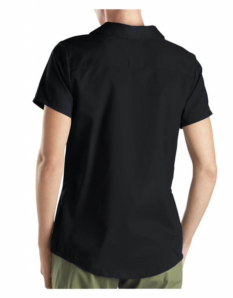 DICKIES Women`s Short Sleeve Work Shirt