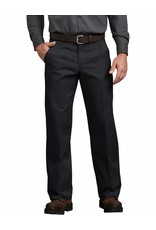 DICKIES Relaxed Fit Double Knee Twill Work Pant WP852BK