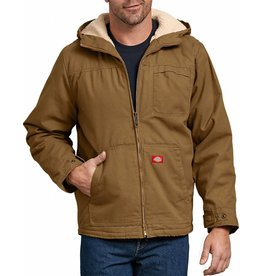 DICKIES Sherpa Lined Hooded Jacket