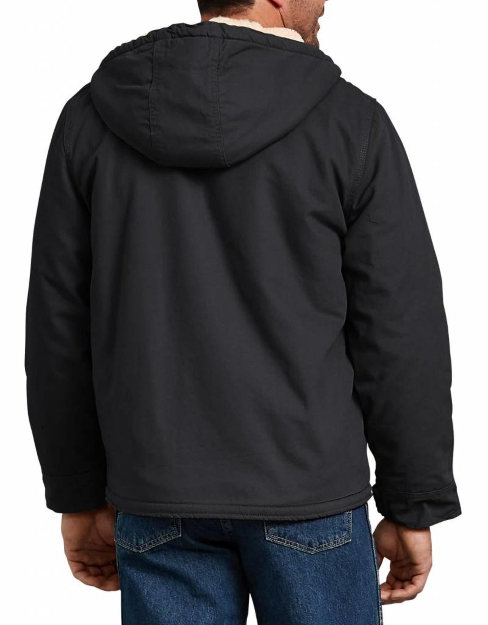 DICKIES Sherpa Lined Hooded Jacket TJ350RBK