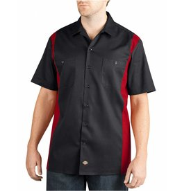 DICKIES Short Sleeve Two Tone Work Shirt WS508