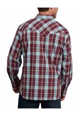 DICKIES Long Sleeve Plaid Western Shirt WL534