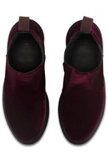 DR. MARTENS FLORA CHERRY RED ZE YOU VELVET E14VCR-R23962600