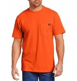 DICKIES Neon Short Sleeve Heavyweight Pocket T-Shirt WS450N