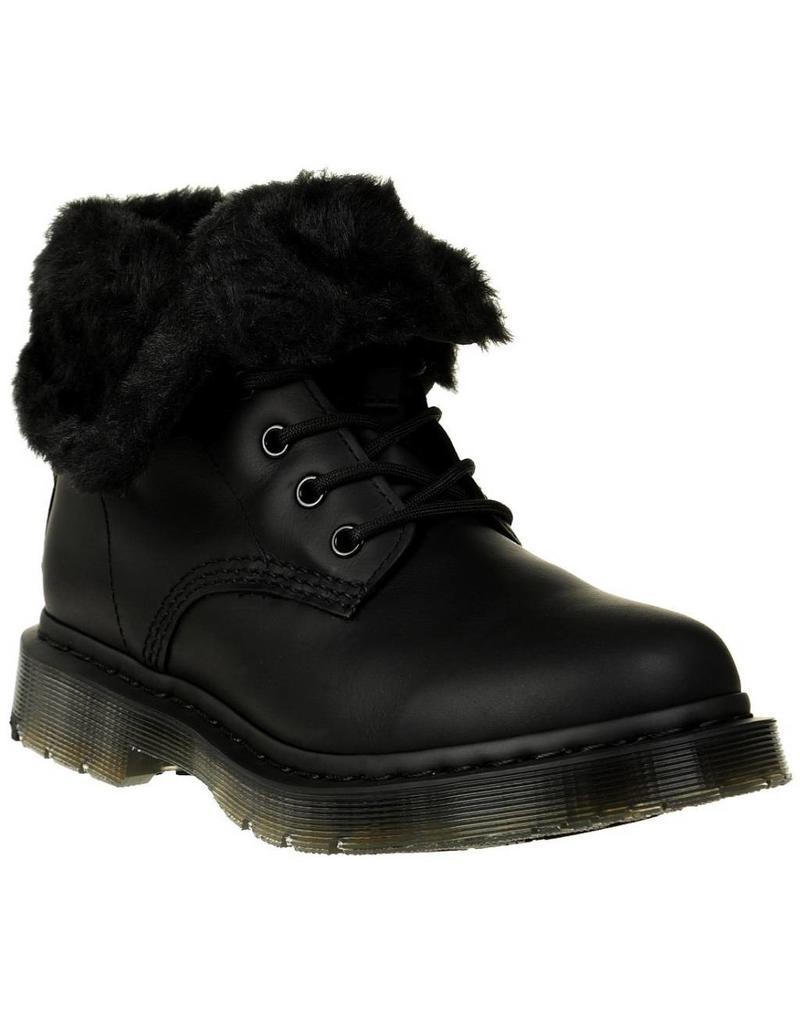 DR. MARTENS 1460 KOLBERT BLACK SNOWPLOW WP+WAXY WATERPROOF SUEDE 815KSB-R24015001