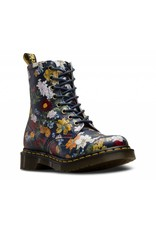 DR. MARTENS 1460 PASCAL DF DM'S NAVY DARCY FLORAL BACKHAND STRAW GRAIN 815DF-R23876417