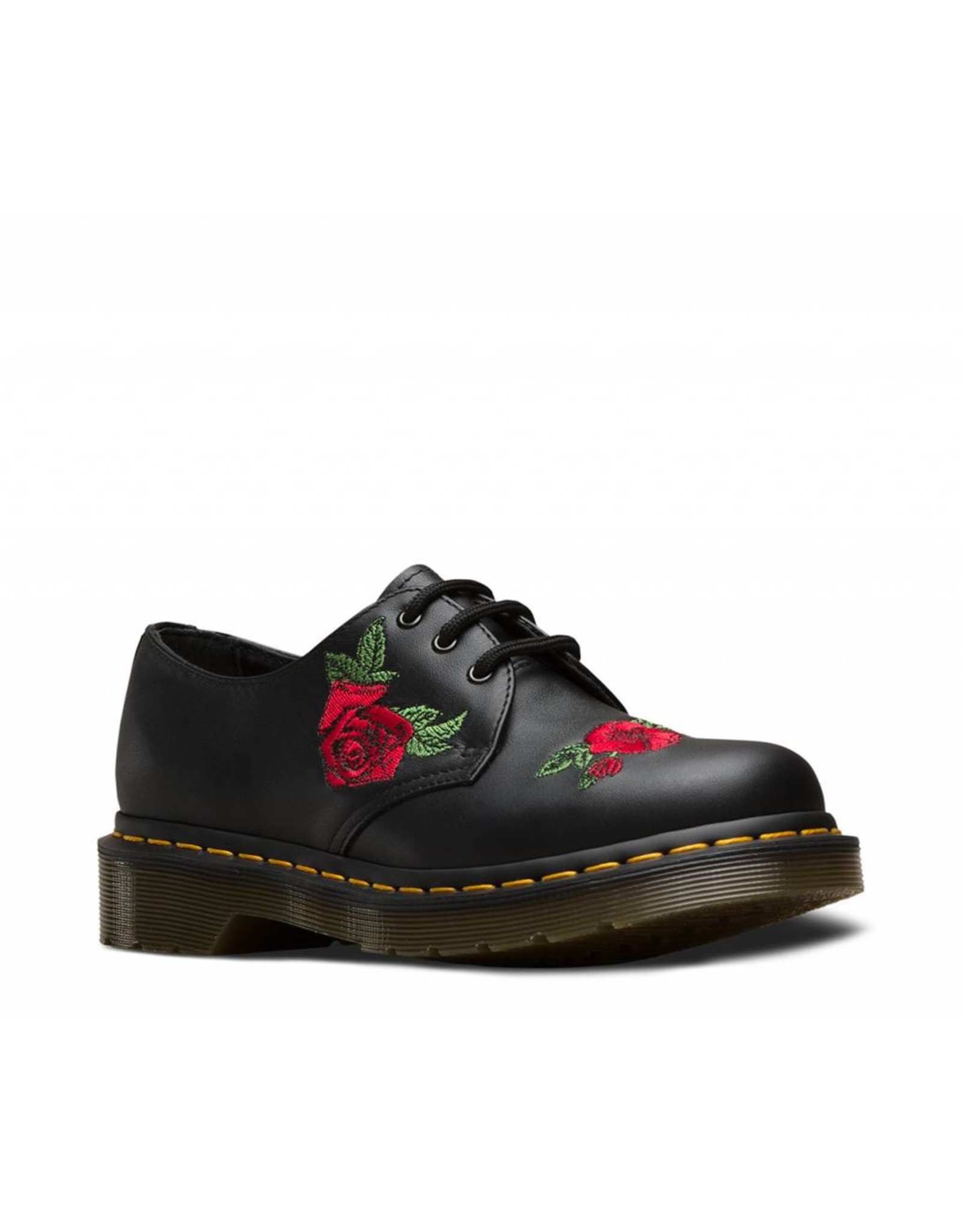 DR. MARTENS 1461 VONDA BLACK SOFTY T 301RO-R24723001