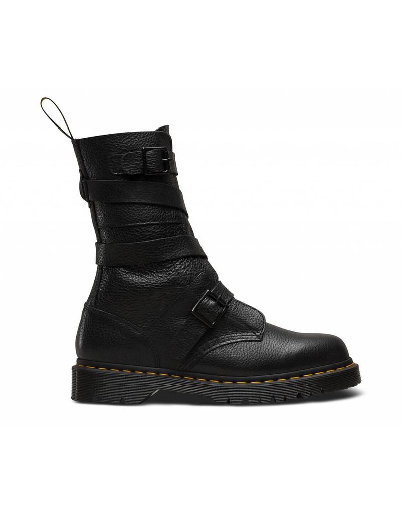 DR. MARTENS BEVAN BLACK TRAFFIC 1041B-R23693001