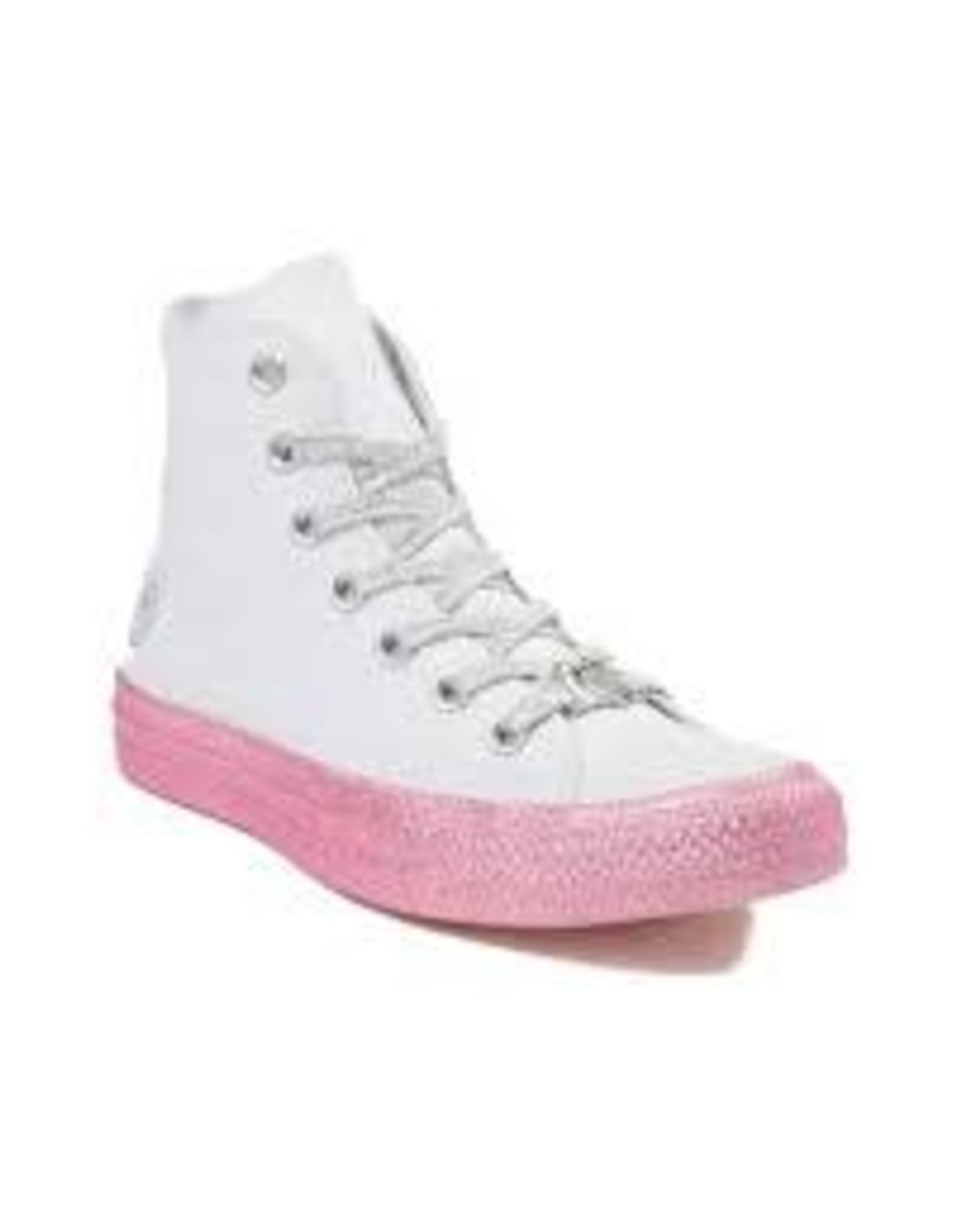 CONVERSE CHUCK TAYLOR AS HI MILEY CYRUS WHITE/PINK DOGWOOD/BLACK C18MCW-162239C
