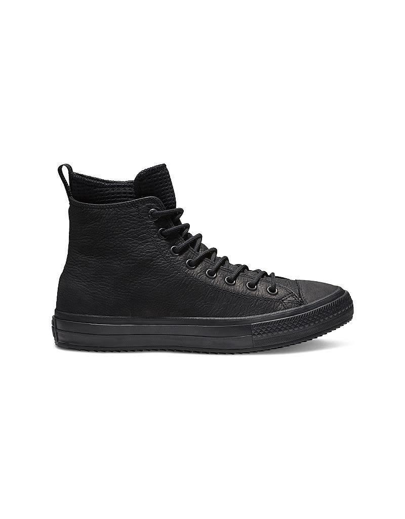 CONVERSE CHUCK TAYLOR WP BOOT HI CUIR BLACK/BLACK/BLACK C894MO-162409C