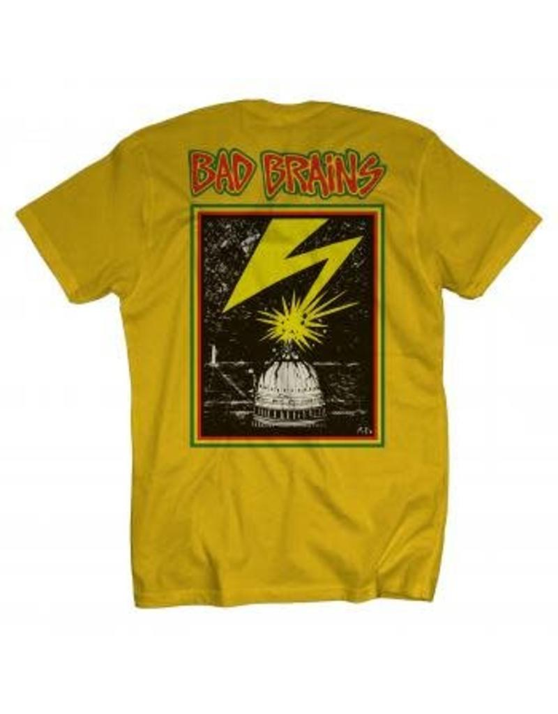 "Bad Brains ""Front Logo"" T-Shirt"