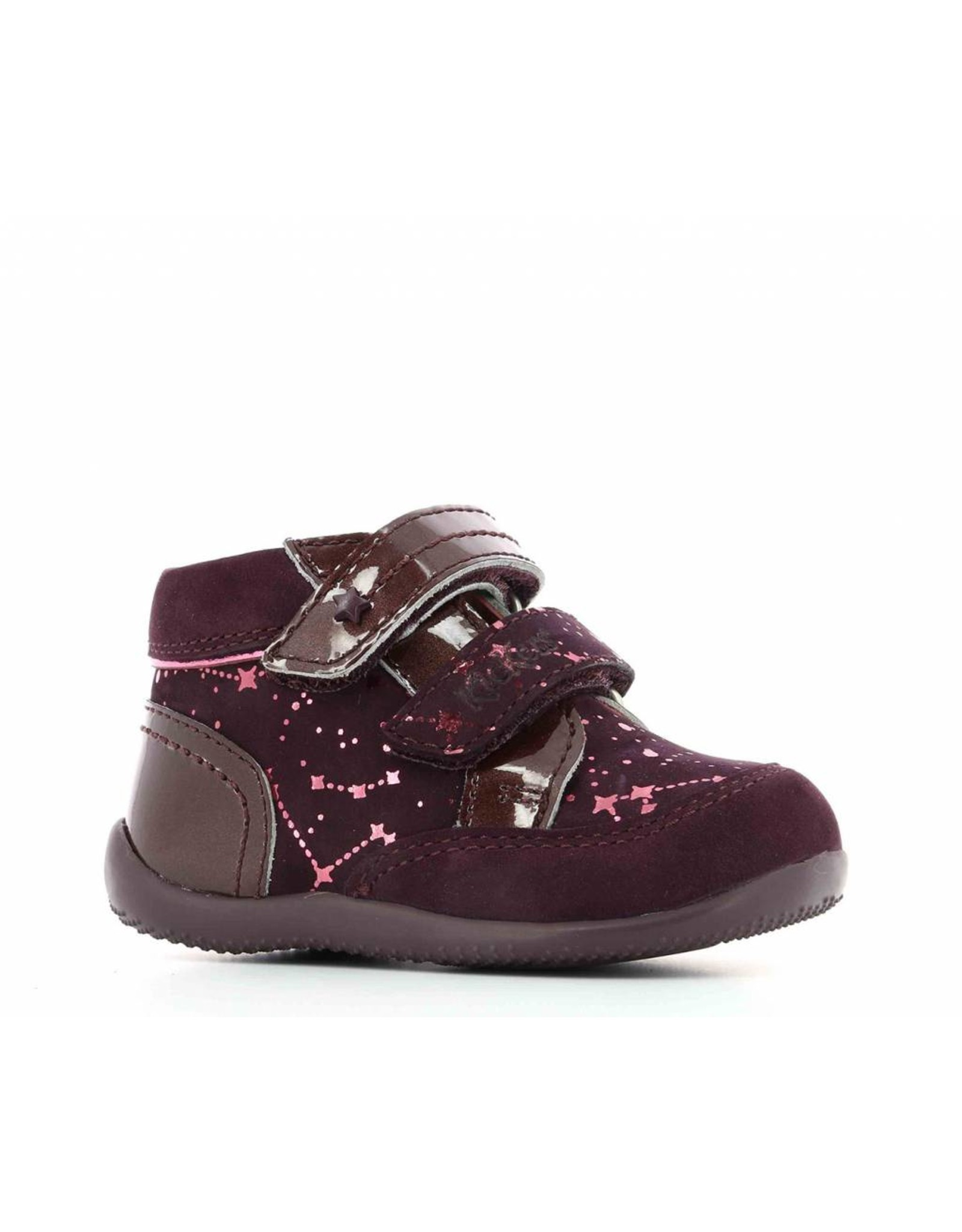 KICKERS BILIANA VIOLET ROSE KR55VR 18H508683-10