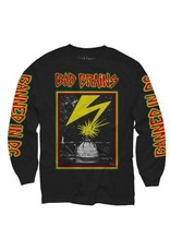 "Bad Brains ""Capitol Long Sleeve"" Shirt"