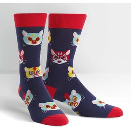 SOCK IT TO ME - Men's Gato Libre Crew Socks