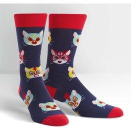 SOCK IT TO ME - Men's Gato Libre Crew Socks